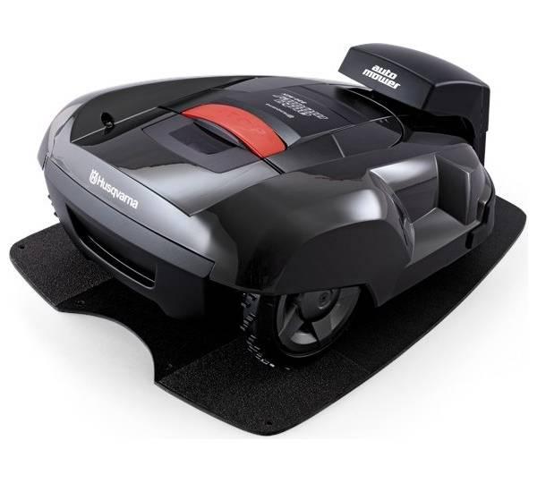 husqvarna automower 265 acx. Black Bedroom Furniture Sets. Home Design Ideas