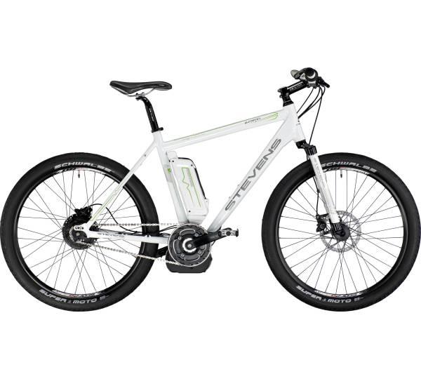 stevens bikes carpo nuvinci n360 modell 2012 test. Black Bedroom Furniture Sets. Home Design Ideas