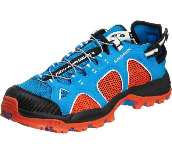 Salomon Techamphibian 3 Outdoor Sandale Test » Ansehen »
