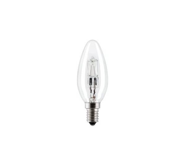 ge lighting halogenlampe kerze 28w e14 test. Black Bedroom Furniture Sets. Home Design Ideas