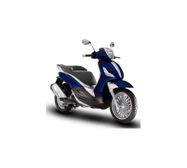 piaggio beverly 125i e 11 kw 11 test roller 125er. Black Bedroom Furniture Sets. Home Design Ideas