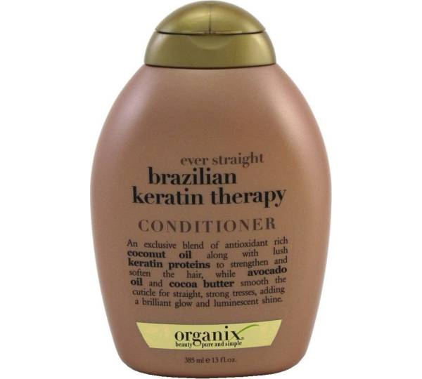 Organix Brazilian Keratin Therapy Conditioner Testberichtede
