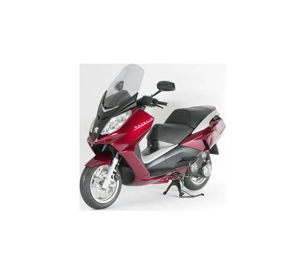 peugeot scooters satelis 125 (11 kw) test | testberichte.de