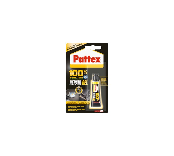 pattex 100 repair gel im test 1 0. Black Bedroom Furniture Sets. Home Design Ideas