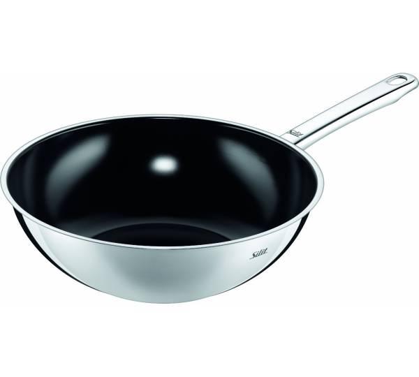 silit wok pfanne wuhan 28 cm. Black Bedroom Furniture Sets. Home Design Ideas