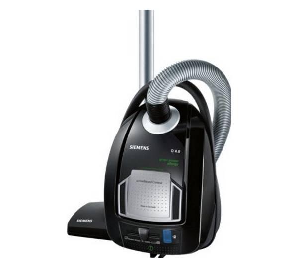 siemens q4 0 vsq4gp1264 green power allergy test staubsauger mit beutel. Black Bedroom Furniture Sets. Home Design Ideas