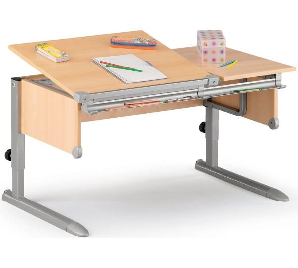 Kinderschreibtisch Höhenverstellbar Test : kettler kid 39 s comfort mit rollcontainer test ~ Watch28wear.com Haus und Dekorationen