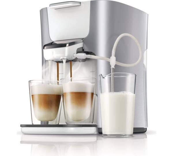 philips senseo hd7857 latte duo im test. Black Bedroom Furniture Sets. Home Design Ideas