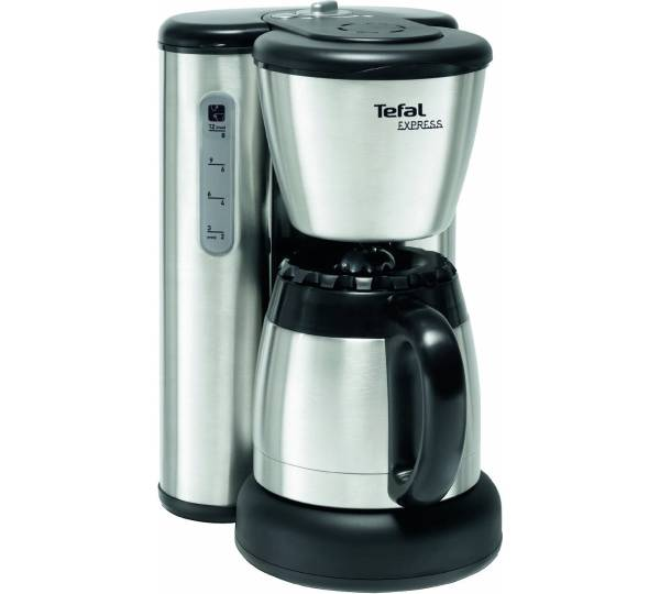 tefal thermo kaffeemaschine express ci 430 d test. Black Bedroom Furniture Sets. Home Design Ideas