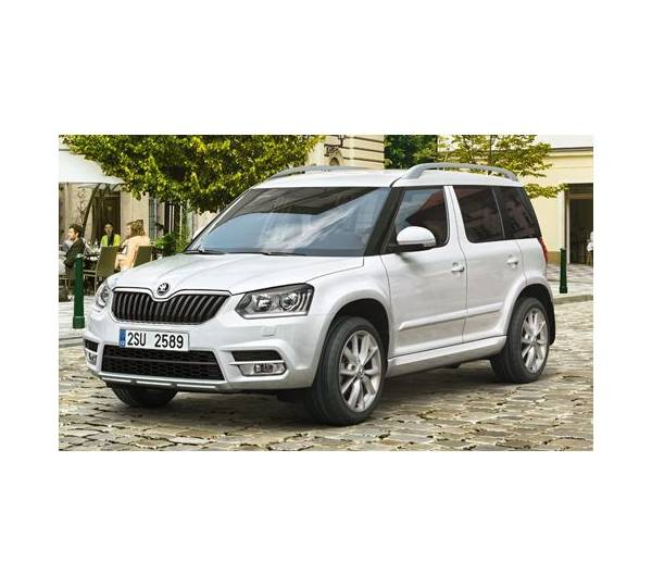 skoda yeti 13 aktueller test aus jan 2017. Black Bedroom Furniture Sets. Home Design Ideas