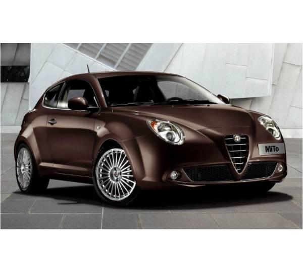 Alfa Romeo MiTo [14] Im Test Testberichte.de-∅-Note