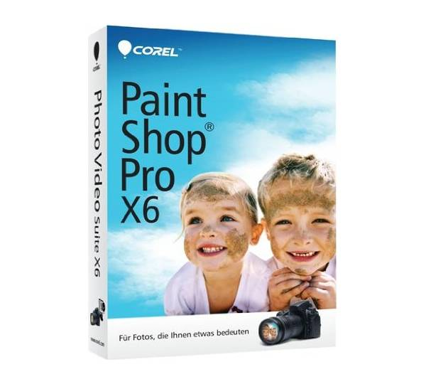 corel paintshop pro x6 im test 1 1. Black Bedroom Furniture Sets. Home Design Ideas