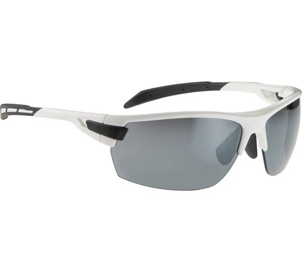 Alpina Sonnenbrille Amition TRI-SCRAY S, white-black, A8527310