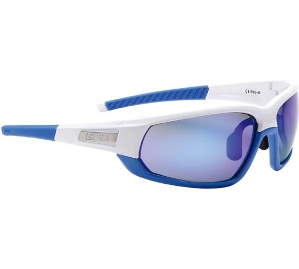 BBB Sonnenbrillen Sportbrille Adapt BSG-45, Mattschwarz-Mattgrün, 2.973.254.525