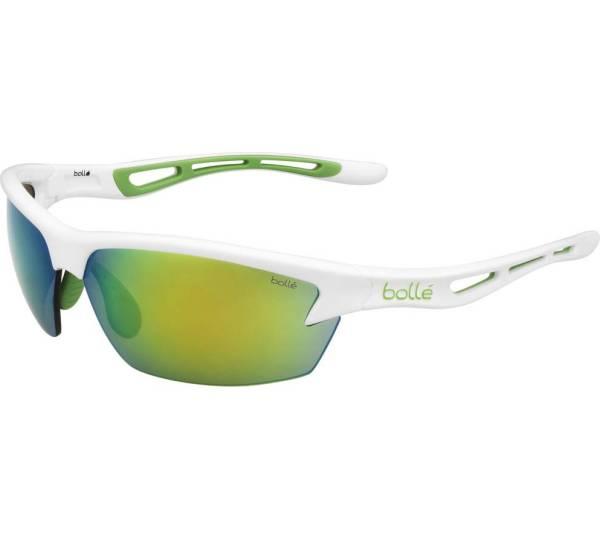 Bollé - Bolt S Mirror S2-3 - Sonnenbrille Gr S beige/schwarz/grau NVkC5