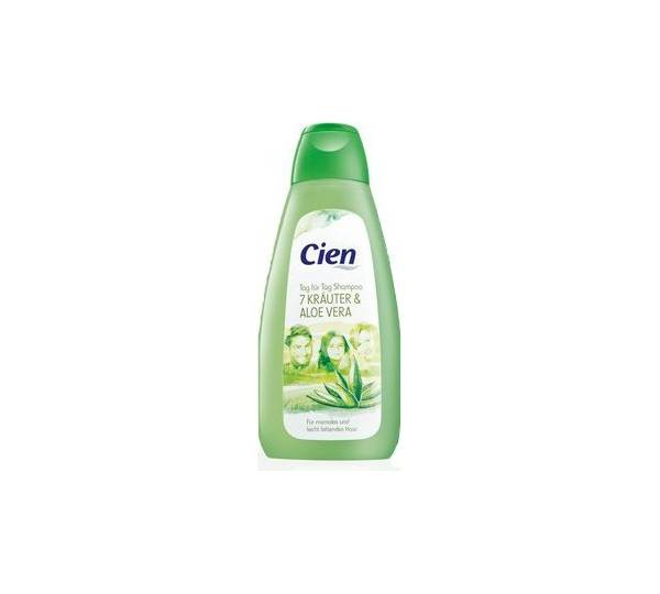 lidl cien tag f r tag shampoo 7 kr uter aloe vera test. Black Bedroom Furniture Sets. Home Design Ideas