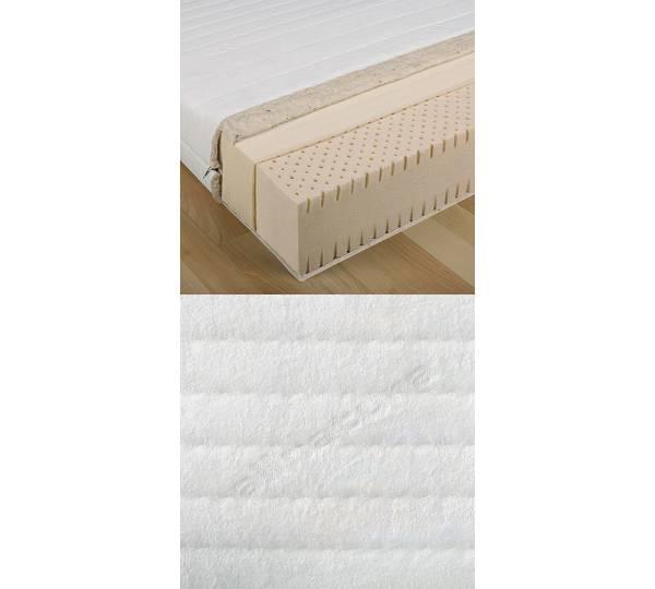 allnatura supra comfort naturlatex bezug allergie test. Black Bedroom Furniture Sets. Home Design Ideas