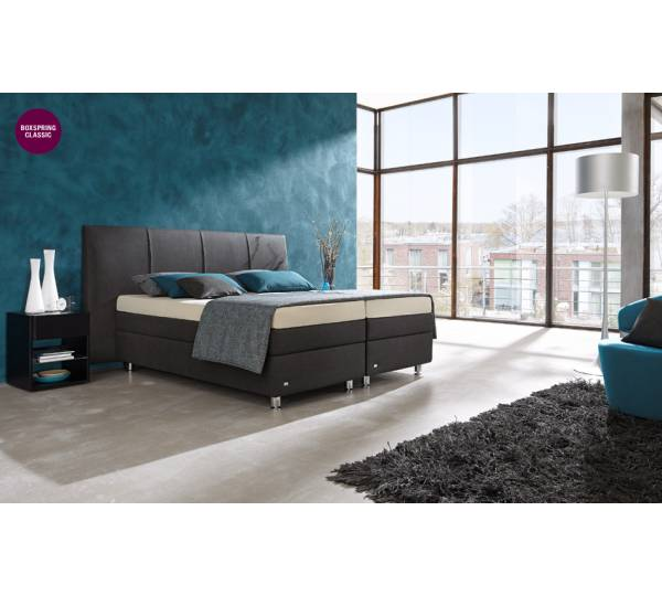 ruf betten veronesse qlx im test. Black Bedroom Furniture Sets. Home Design Ideas