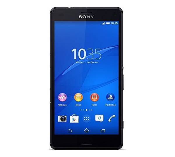Sony Xperia Z3 Compact im Test Testberichte.de-∅-Note