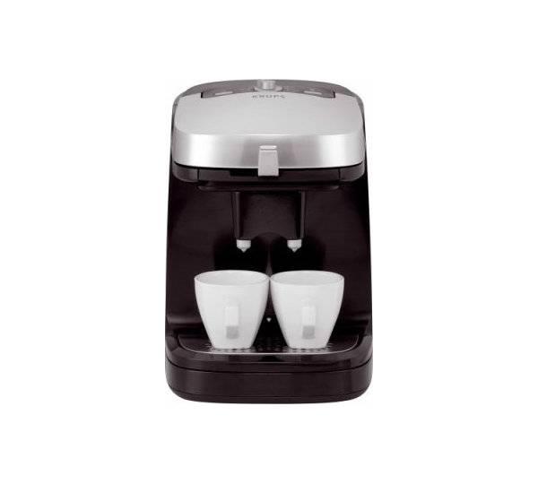 krups kp 1020 kaffee pad automat im test. Black Bedroom Furniture Sets. Home Design Ideas
