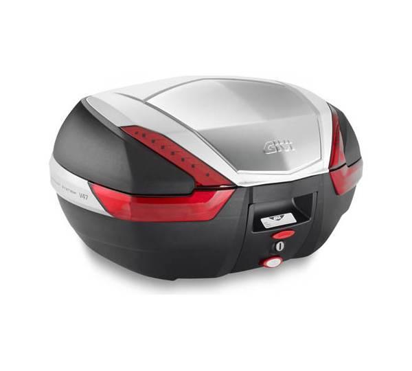 Auto & Motorrad Givi V47NT V47 Tech Monokey Topcase mit Alu