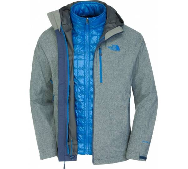 The North Face Thermoball Triclimate Jacke Test