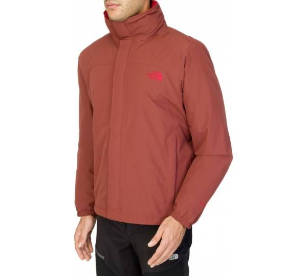 the north face herren jacke resolve insulated test