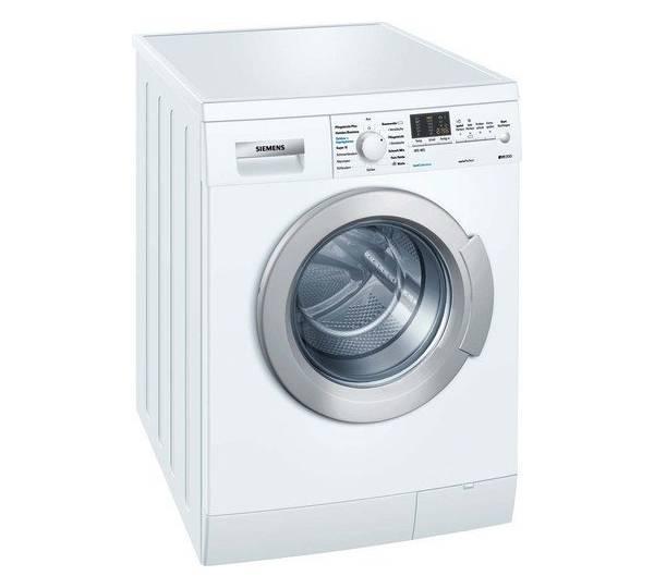 siemens wm14e4g6 test waschmaschine mit aquastop. Black Bedroom Furniture Sets. Home Design Ideas