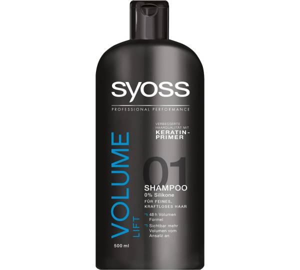 Syoss Shampoo Test