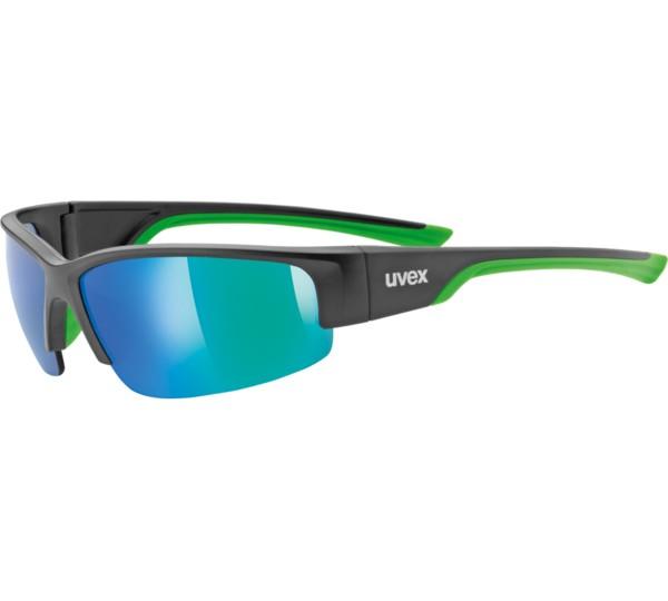 Uvex Sportstyle 215 Sportbrille Schwarz VDbiqWJf