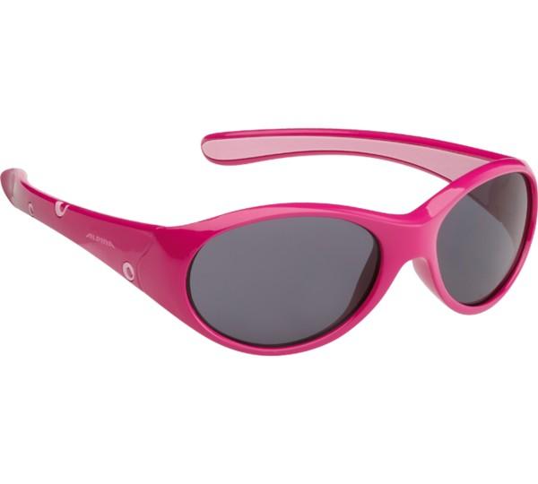 Sonnenbrille Alpina Flexxy Girl Rahmen gelb/rose Glas schwarz S3 v9SCjsg9mk
