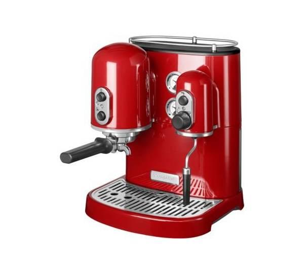 kitchenaid artisan espressomaschine 5kes2102 test. Black Bedroom Furniture Sets. Home Design Ideas
