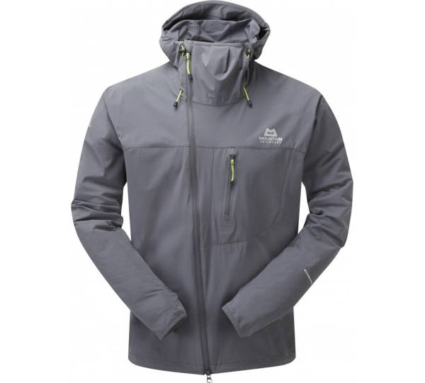 Squall Hooded Jacket