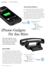 iPhoneWelt: iPhone-Gadgets (Ausgabe: 5/2013 (August/September))