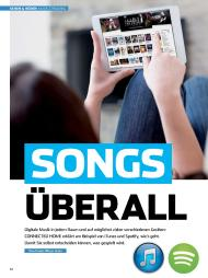 CONNECTED HOME: Songs überall (Ausgabe: 5)