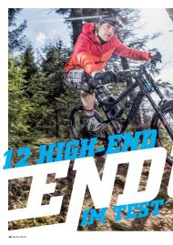 World of MTB: 12 High-End Enduros im Test (Ausgabe: 6)