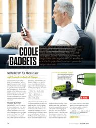 Android Magazin: Coole Gadgets (Ausgabe: 5/2014 (September/Oktober))