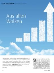 Business & IT: Aus allen Wolken (Ausgabe: 1)