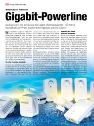 PC Magazin: Gigabit-Powerline (Ausgabe: 5)