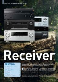 audiovision: Receiver World (Ausgabe: 7-8/2015)