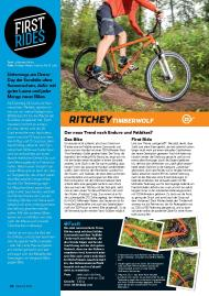 World of MTB: First Rides (Ausgabe: 11)