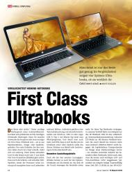 PC Magazin: First Class Ultrabooks (Ausgabe: 8)
