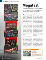 PC Games Hardware: Megatest (Ausgabe: 8)
