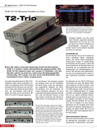 digital home: T2-Trio (Ausgabe: 2)