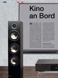 stereoplay: Kino an Bord (Ausgabe: 8)