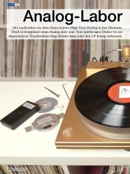 stereoplay: Analog-Labor (Ausgabe: 9)