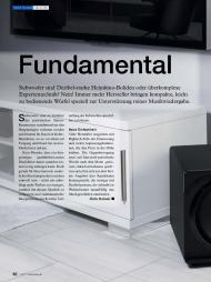 stereoplay: Fundamental (Ausgabe: 12)