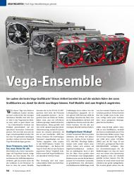 PC Games Hardware: Vega-Ensemble (Ausgabe: 3)