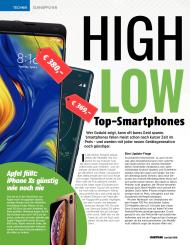 Smartphone: High End - Low Budget (Ausgabe: 3)