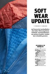 outdoor: Soft Wear Update (Ausgabe: 11)